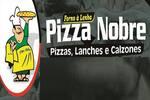 Logotipo Pizza Nobre