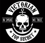 Logotipo Burgers  Victorian