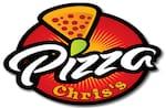 Logotipo Pizzaria e Hambugueria do Chri's