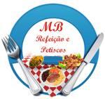 Logotipo Mb Refeições e Petiscos