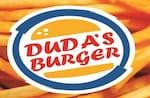 Logotipo Duda's Burguer
