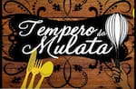 Logotipo Bar e Restaurante Tempero da Mulata
