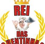 Logotipo Rei das Quentinhas