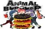 Logotipo Animal Burguer
