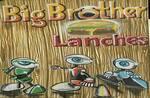 Logotipo Big Brother Lanches
