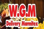 Logotipo W.g.m Delivery Marmitex