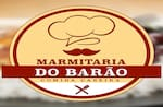 Logotipo Marmitaria do Barão