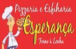 Logotipo Pizzaria Esperança