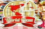 Logotipo World Pizza