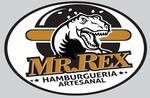 Logotipo Mr Rex Hamburgueria