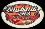 Logotipo Lombardi's Pizzaria