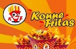 Logotipo Konne Fritas