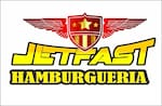 Logotipo Jet Fast Hamburqueria