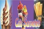 Logotipo Cris Sorvetes