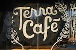 Logotipo Terra Café