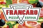 Logotipo Pizzaria Famiglia Francaro