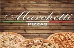 Logotipo Marchetti Pizza Delivery