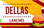 Logotipo Dellas Lanche
