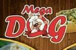 Logotipo Mega Dog Canoas