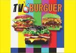 Logotipo Tv Burguer