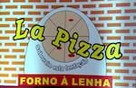 Logotipo La Pizza