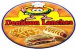 Logotipo Denilson Lanches