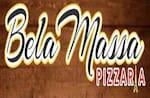 Logotipo Bela Massa Pizzaria