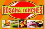 Logotipo Rosana Lanches