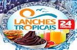 Logotipo Lanches Tropicais