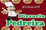 Logotipo Lanchonete e Pizzaria Pedreira