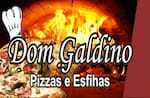 Logotipo Pizzaria Dom Galdino