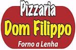 Logotipo Pizzaria e Esfiharia Dom Filippo