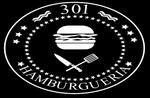 Logotipo 301 Hamburgueria