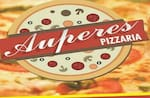 Logotipo Auperes Pizzaria