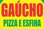 Logotipo Gaúcho Pizza e Esfirra
