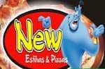 Logotipo New Esfihas & Pizzas