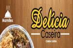 Logotipo Delícia Caseira