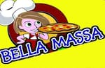 Logotipo Bella Massa Pizzaria