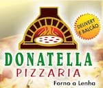 Logotipo Donatella Pizzaria