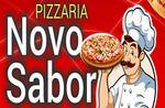 Logotipo Pizzaria Novo Sabor