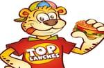 Logotipo Top Lanches