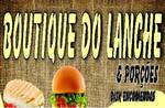 Logotipo Boutique do Lanche