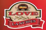 Logotipo Love Lanches