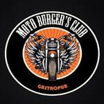 Logotipo Moto Burger's Club