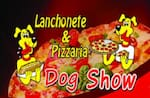 Logotipo Dog Show Lanchonete e Pizzaria
