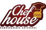 Logotipo Chef House Hamburgueria