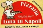 Logotipo Pizzaria Luna Di Napoli