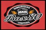 Logotipo Box 80 Burger N Beer
