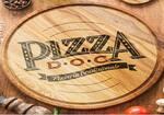 Logotipo Pizza Doc de Correas