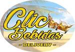 Logotipo Clic Bebidas  e Petiscos